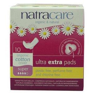 Ultra Extra Pads Super - Natracare