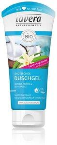 Exotisches Duschgel - Lavera