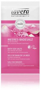 Rose Garden Meeres-Badesalz Bio-Wildrose - Lavera