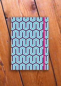 Recycling-Notizbuch 2 Größen - 1973