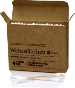 Wattestäbchen - HYDROPHIL