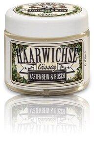 Haarwichse lässig - Kastenbein & Bosch