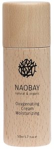 Oxygenating Cream Moisturizer - NAOBAY natural & organic