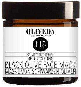 Maske schwarze Oliven Rejuvenating - Oliveda