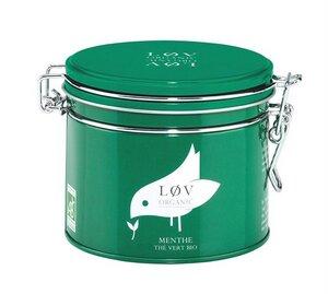 Bio Grüner Tee Minze - Løv Organic