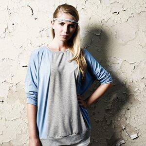Smoover Shirt blau x grau - eisbörg