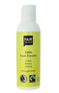 Foot Fresher Lime - Fair Squared