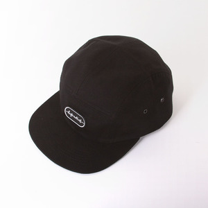 HAFENDIEB 5PANEL CAP BLACK - HAFENDIEB