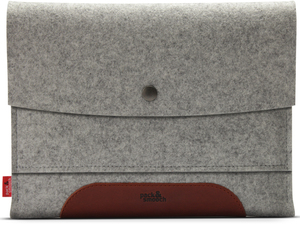 iPad AIR 2 Hülle MERINO  - Pack & Smooch