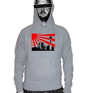 Unisex Hoodie 'City' - Sweet-DirAction