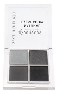Natural Quattro Eyeshadow SMOKEY EYE - benecos