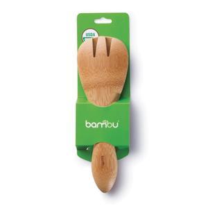 Bambus Salatbesteck - Bambu