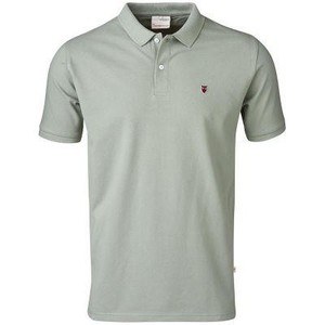 Polo Pique in Mint - KnowledgeCotton Apparel