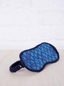 Schlafmaske Siliguri Blau - Jyoti - Fair Works