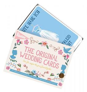 MILESTONE WEDDING CARDS- DEUTSCHE VERSION - Milestone