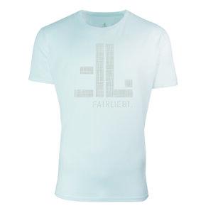 FAIRLIEBT Logo T-Shirt, weiß - Fairliebt.
