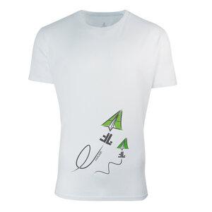 FAIRLIEBT Flieger T-Shirt, weiß - Fairliebt.