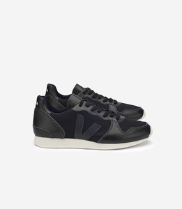 HOLIDAY LOW TOP B-MESH - BLACK - Veja
