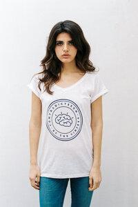 Damen T-Shirt Contradicteeon - The Vintees T-Shirts Co.