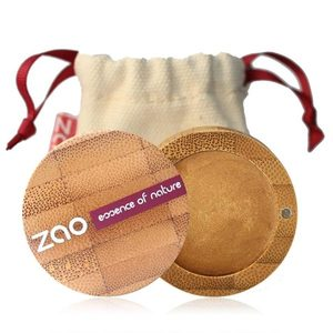 Cream Lidschatten 254 Golden Bronze - ZAO essence of nature