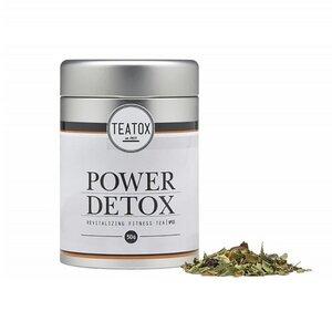 Power Detox Bio Grüner Tee mit Guaraná - TEATOX