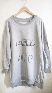 Need Coffee Longsweat - WarglBlarg!