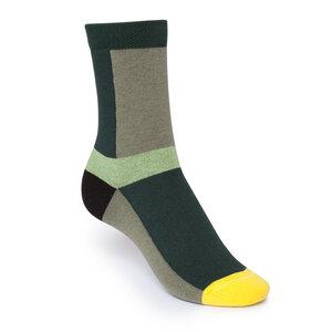 ThokkThokk Layer High-Top Socken Green  - THOKKTHOKK