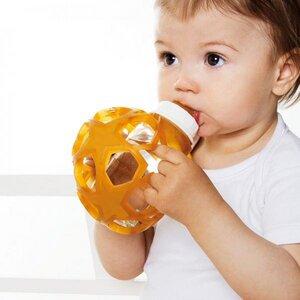 HEVEA BABY BOTTLE - BABYFLÄSCHCHEN AUS GLAS - Hevea