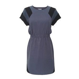 Mostra Dress blau x schwarz - eisbörg