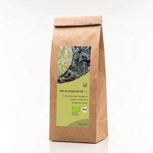 Bio Olivenblätter Tee 70g - Weltecke