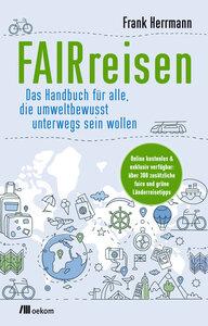 FAIRreisen - OEKOM Verlag