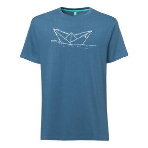 Paperboat Bio & Fair Herren T-Shirt _denim - ilovemixtapes