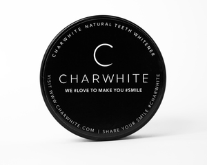 CHARWHITE Natural Teeth Whitener - CHARWHITE COSMETICS