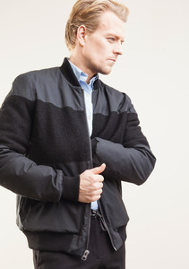 Jacket Clifden - Midnight - LangerChen