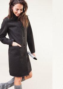 Coat Classic - Black - LangerChen