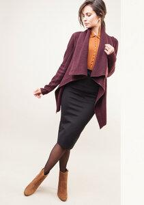 Jacket Augusta - Prune - LangerChen