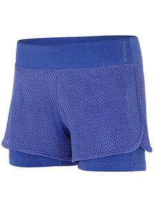 Hot Yoga Shorts - royal - Mandala