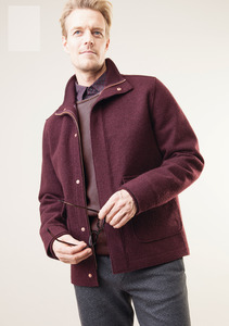 Jacket Bolton - Prune - LangerChen