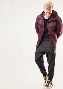 Jacket Vermont - Prune - LangerChen