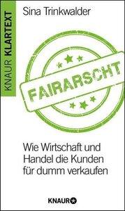 Fairarscht - Knaur Verlag