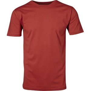 Basic  Regular Fit O-Neck Tee GOTS - Bossa Nova - KnowledgeCotton Apparel
