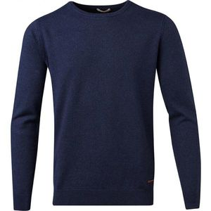 Basic O-Neck Cashmere/Cotton - GOTS - Limoges - KnowledgeCotton Apparel