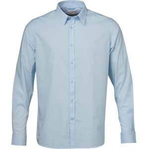 Stretchable Shirt - GOTS - Skyway - KnowledgeCotton Apparel