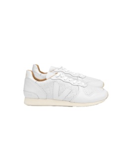 HOLIDAY Bastille leather extra white - Veja