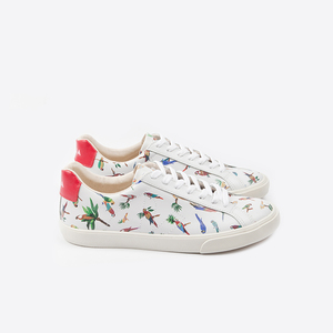ESPLAR LOW TOP LEATHER - G KERO - Veja