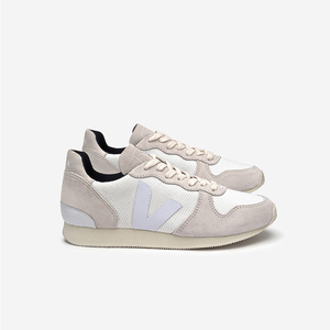 HOLIDAY LOW TOP B-MESH - WHITE NATURAL - Veja