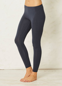 Bamboo Base Layer Leggings-Navy  - Thought | Braintree