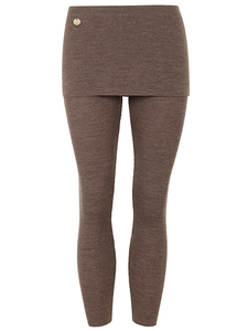 Skirtpants Knit - Camel - Mandala
