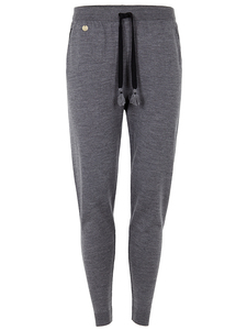 Lounge Pants - Grey Melange - Mandala