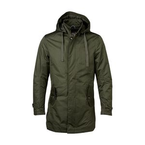 Functional Parka W/Quilted Lining  - KnowledgeCotton Apparel